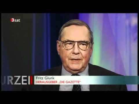 Wahrheit Geld 3Sat Kulturzeit Fritz Glunk Interview 22.12.2011