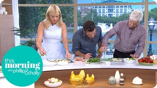 Gino D'ACampo's Homemade Pizza | This Morning