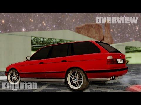 BMW M5 E34 Touring 1995