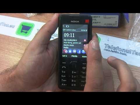 Nokia 301 / 301.1 Review HD ( in ROmana ) - http://telefonultau.eu/products/Nokia-301.1-Black.html.