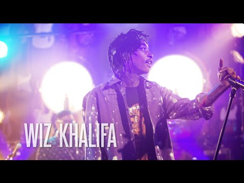 "Wiz Khalifa EXPLICIT ""We Dem Boyz"" Guitar Center Sessions on DIRECTV"