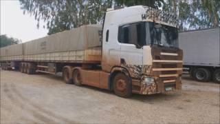 Novo Scania No Bitrem !!! #Brasil