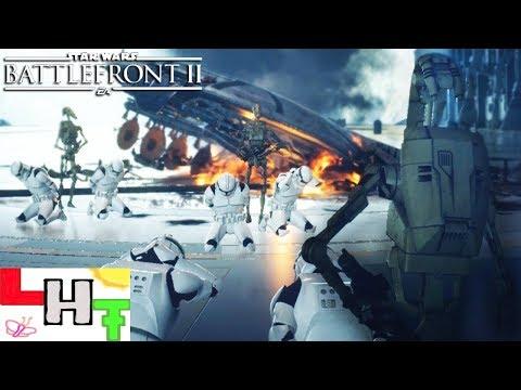 HŐSÖK NÉLKÜL & GYORS ÉLEDÉS! | STAR WARS Battlefront II Multiplayer
