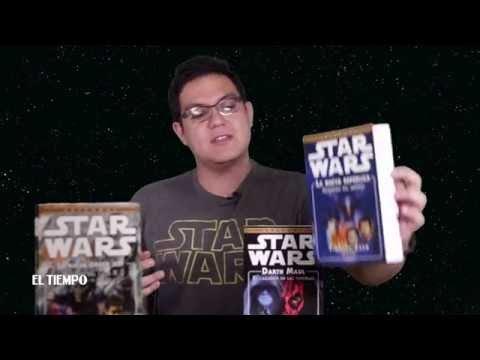 Star Wars Colombia / Colección Biblioteca Star Wars El Tiempo Colecciones
