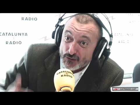 Arturo Pérez-Reverte a