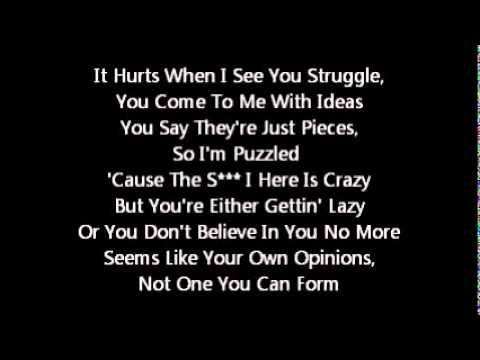 Eminem I Need A Doctor Lyrics video