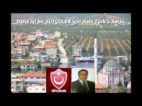 Halil Türk - Çökertme Seçim Şarkısı