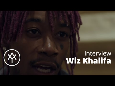 "Wiz Khalifa | Interview ""Me and Curren$y we created a whole culture together"""