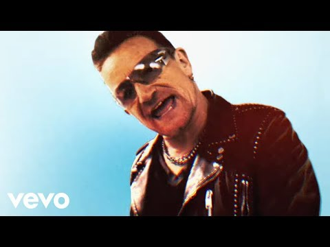 U2 - The Miracle (of Joey Ramone) video