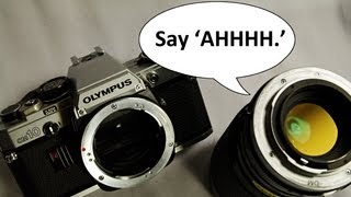 Introduction to the Olympus OM10, Video 2 of 2