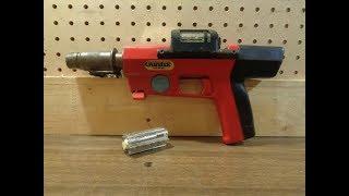 Gunnebo Gunfix GA 75 Powder Actuated Tool