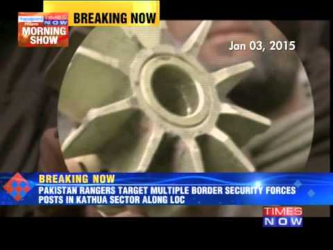 Pakistan firing along border in Jammu and Kashmir, migration on