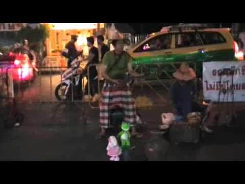 musica en khao san tailand bangkok