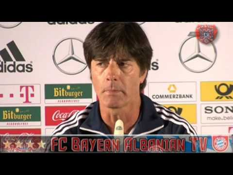 Intervista e Joachim Low !