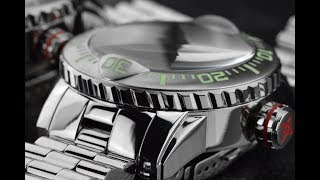 ARAGON Matador NH35 Automatic Watch Review (Stainless Steel)