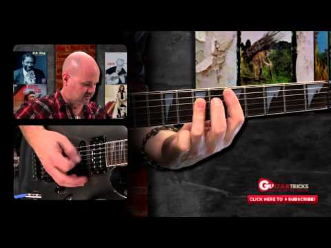 Guitar Tricks 176: 80s Hair Metal Chords