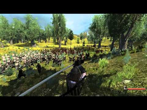 SHOGUN MOD - Mount and Blade Warband