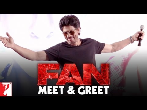 When FANs met their superstar Shah Rukh Khan | FAN