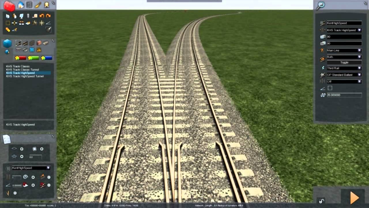 Railway Track Building Games