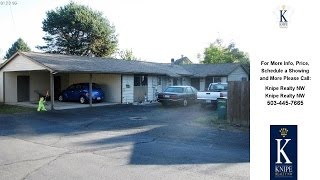 1619 23RD AVE, Forest Grove, OR Presented by Knipe Realty NW.