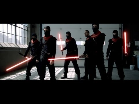 Jedi Ninjas Ft. Team2X