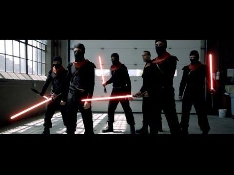 Jedi Ninjas, una pelea bastante geek