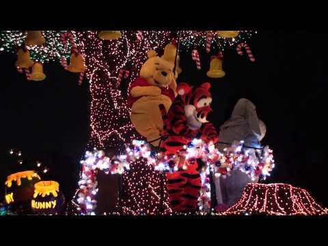 TDL : Tokyo Disneyland Electorical Parade Dream Lights. 東京ディズニーランド・エレクトリカルパレード・ドリームライツ