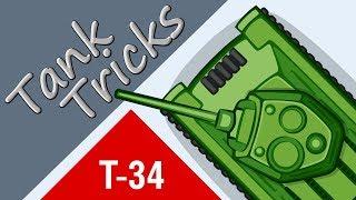 Танковые трюки #13: Путь к победе [Мультик World of Tanks]