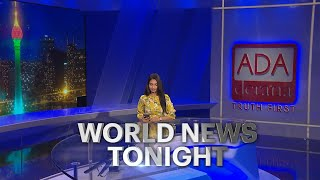 Ada Derana World News Tonight | 08th April 2021