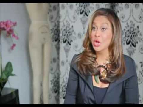 Miss Tina Knowles on the Beyoncé Cosmetology Center