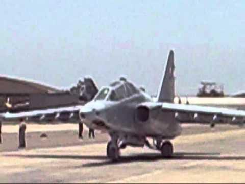 VUELO DEL SU-25 PERU