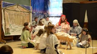 A Lamb's Tale--Shepherd of the Sea Lutheran