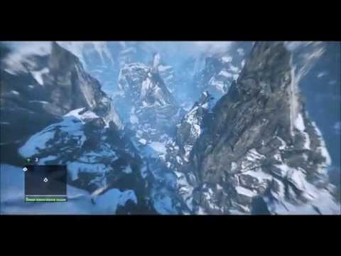 far cry 4 how to use wingsuit