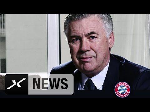 Carlo Ancelotti für Pep Guardiola! Der Medienhype um das FCB-Beben | FC Bayern München