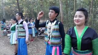 Kev Lom Zem 2017 . Nyob Zos Rừng Thông - Mai Sơn