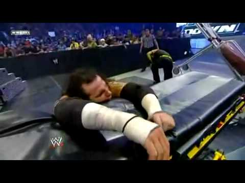 Jeff Hardy vs Matt Hardy (Stretcher Match) 2/2 - (HQ)