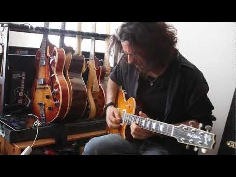 Alex Skolnick: Metal riff with AmpKit and AmpKit LiNK