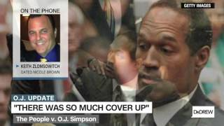 Nicole Simpson's former boyfriend: 'O.J. followed us everywhere'