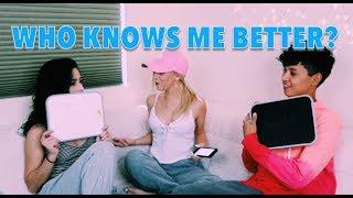 Download Lagu WHO KNOWS ME BETTER? BEST FRIEND OR BOYFRIEND CHALLENGE Gratis STAFABAND