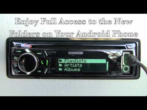 Kenwood Music Control App for Android