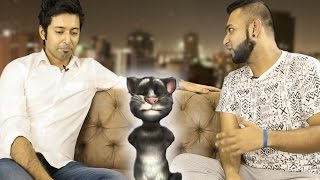 Meet The Bengali Talking Tom | The Interview w/ ChotoAzad | BhaiBrothers LTD.