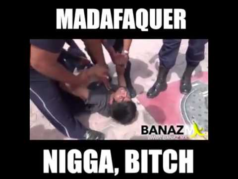 Madafaquer Nigga Bitch video