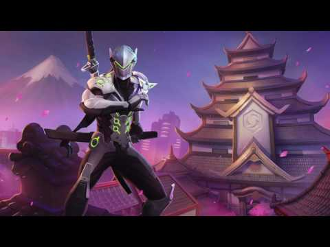 Heroes of the Storm - Genji Login Theme / April 25