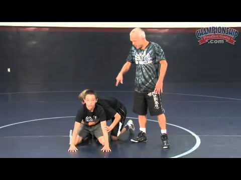 Youth Wrestling: Escape Fundamentals Image 1