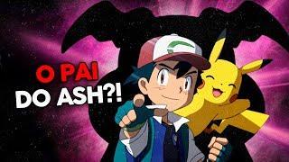 O PAI DO ASH (Pokémon) foi REVELADO?! - TQNVA
