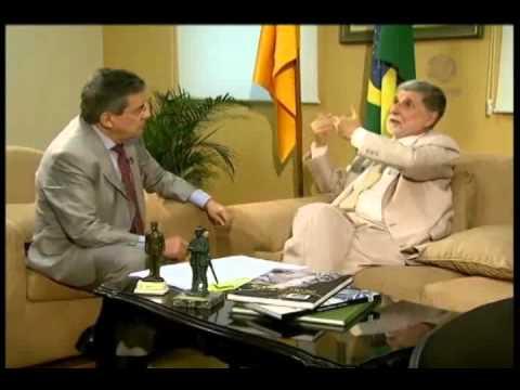 Celso Amorim - Livro Branco da Defesa Nacional - Parte 3