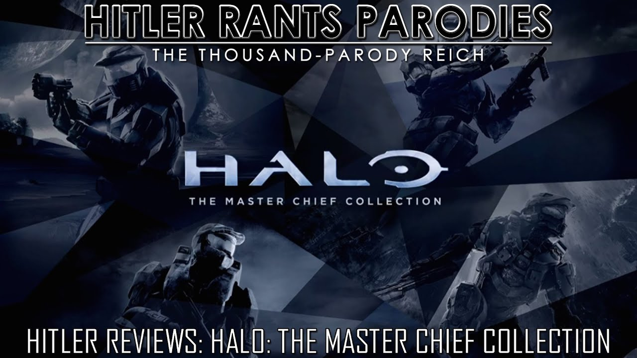 Hitler Reviews: Halo: The Master Chief Collection
