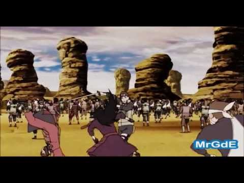 Naruto Shippuden 322 - Amv - Madara Vs Naruto - Skillet - Monster video