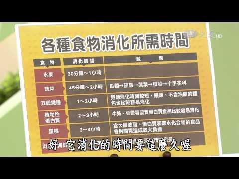 台灣-美麗新生活-20150329 晚餐應該怎麼吃