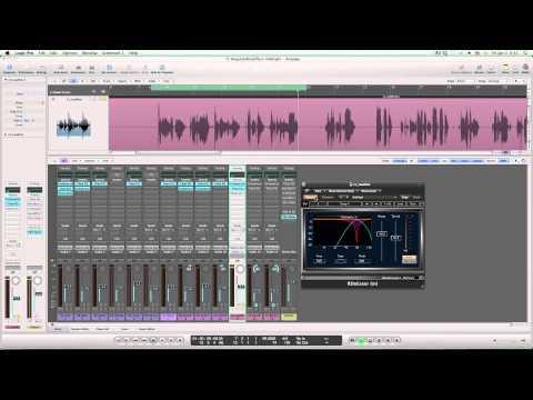 Part 8 : EQ เสียงร้อง.มิกซ์เสียงร้อง.EQ เสียงผสาน หรือ Chorus - Lesson #28